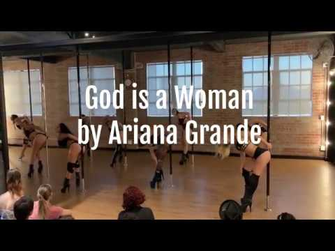Advanced Exotic Pole | God is a Woman by Ariana Grande | The Pole Project | Cape Town