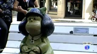 """Mafalda y sus 50 años """"Paren el mundo, que me quiero bajar"""""""