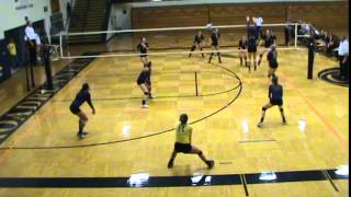 2014 Sub-State FInals- Douglass vs. Garden Plain Set 2