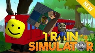 ROBLOX: Train Simulator! Very Weird! [Owen Plays]