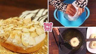 Resepi Almond Donut | Seminit Resepi