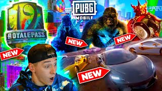 EVERYTHING NEW coming to PUBG MOBILE!