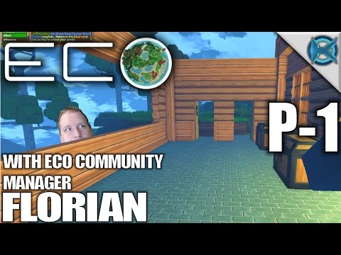 Eco Special Stream (4/16/2017) | with Eco Community Manager | Part 1/2