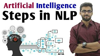 Steps in Natural Language Processing in Artificial Intelligence in HINDI   Artificial Intelligence