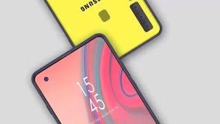 Samsung Galaxu A8S sẽ là chiếc smartphone đầu tiên của Samsung không có chân jack 3 5mm?