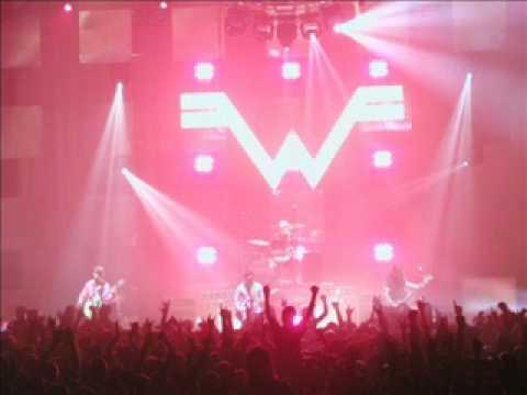 Weezer - O Girlfriend Live (July 14, 2002)
