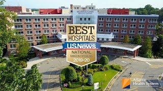 AtlantiCast Medical Minute – U.S. News & World Report rankings
