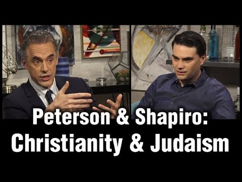 Jordan Peterson, Ben Shapiro & Dave Rubin: Christianity & Judaism
