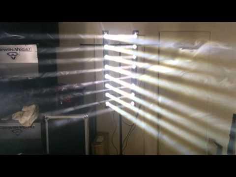 sweeper beam led adj