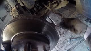 замена рулевых наконечников, замена рулевых тяг шевроле лачетти (chevrolet lacetti)