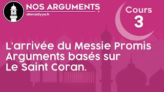 Nos Arguments - Cours 3