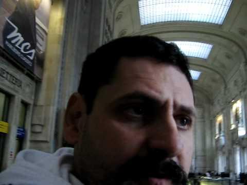 Stazione Milano Sotto L Orologio