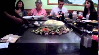 Study Abroad Week 7: HIBACHI CUISINE IN PENSACOLA