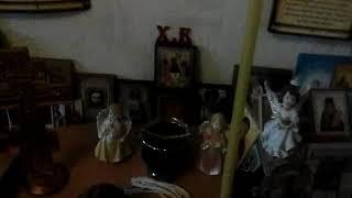 Мой молитвенный угол-домашний иконостас ,обзор