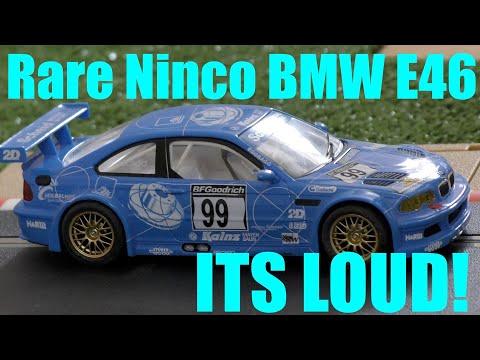 Ninco BMW E46 Slot car Review & track test