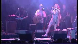 Róisín Murphy - If We're In Love Live @ Rock Werchter 2005