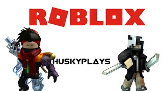 Roblox (ZOBIE ATTACK!!!) will we defeat the boss?