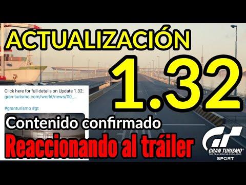 Gran Turismo Sport - Contenido confirmado Actualización 1.32   Reaccionando al trailer thumbnail