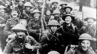 Smile Smile Smile by Wilfred Owen (read by Tom O'Bedlam)
