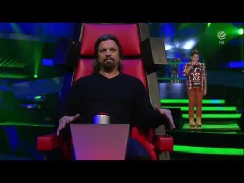 Soufjan - Applause (Lady Gaga)  - The Voice Kids Germany Audition  28/03/2014