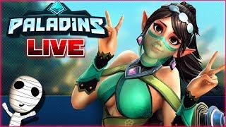 Paladins Action mit Sayr & Twicii! 🔴 Paladins // PS4 Livestream