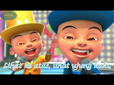 Lagu Senam Sehat Gembira - Versi Upin Ipin (Musik, Lirik, Video)