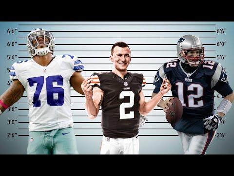 10 Biggest VILLAINS In The NFL