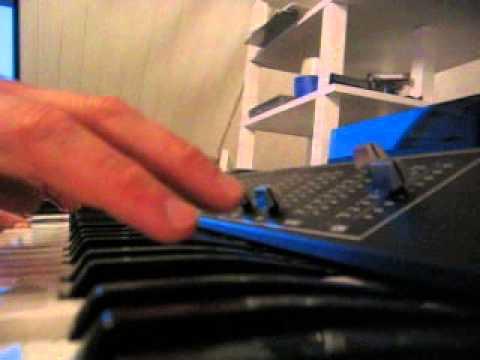 Eko Stradivarius - first test of italian string machine legend