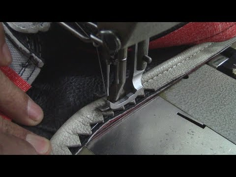 Seat Cover (Jaguar-X-type) In Leather| Automotive Upholstery