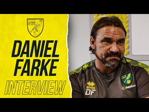 Daniel Farke reflects on Norwich City's Premier League campaign