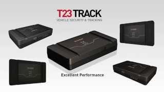 Tramigo T23 Track Trailer