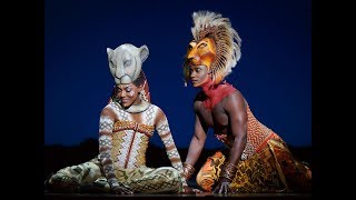 The Lion King Broadway Cast - Can You Feel the Love Tonight (with lyrics!)