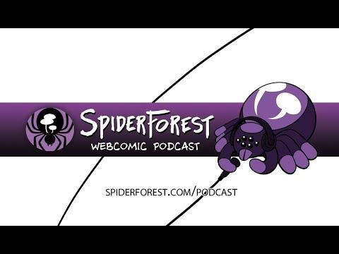 Spiderforest Webcomic Podcast Episode 5: Uneasy Money