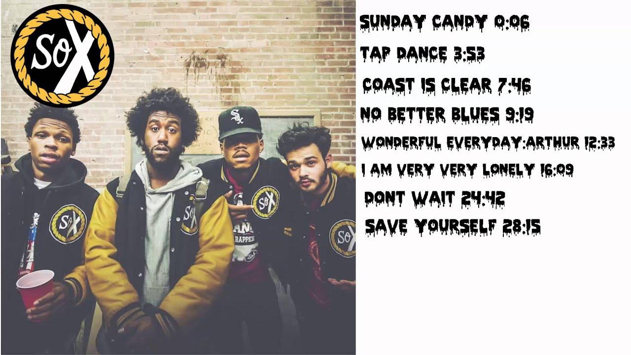 Download coloring book chance rapper mixtape - Chance The Rapper Sox The Social Experiment Full Mixtape W Download