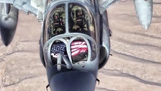Sky Refueling: French Rafale, USMC Prowler, Aussie Wedgetail
