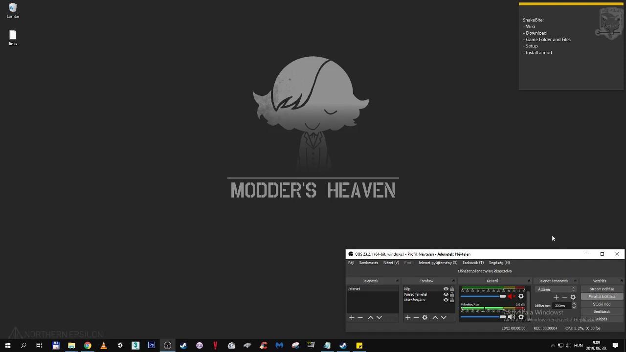 MGSV Modding - 01 - SnakeBite
