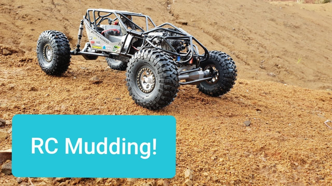 RC Mudding, Trailing with the Rock Bouncer (MSR, Guam), RCLuV