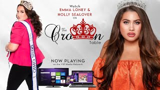 The Crown Table | The shape of Pageantry