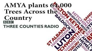 64,000 trees planted by Ahmadiyya Muslim Youth Association in one year