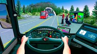 Modern Bus Simulator New Parking Games - Bus Games screenshot 5