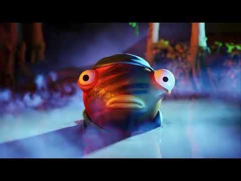 Get Trigger fish now-Fortnite Short film