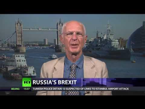 CrossTalk: Russia's Brexit
