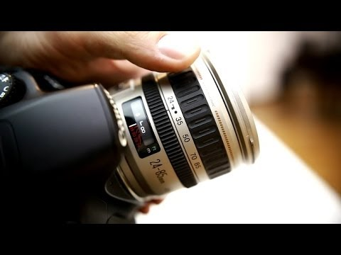 Canon 24-85mm f/3.5-4.5 USM lens review with samples (full frame and APS-C)