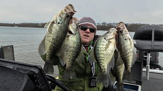 FOX Sports Outdoors #6 SouthWEST - 2019 Lake Fork Texas Crappie Fishing