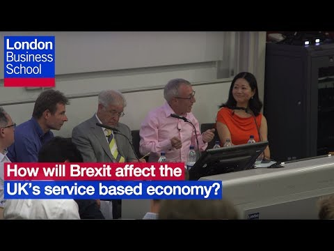How will Brexit affect the UK's service-based economy? | London Business School