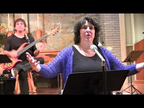 "Live Jazz "" Jazz Vespers "" at Claremont Presbyterian Church  Oct.29.2017"