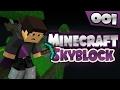 Minecraft: SKYBLOCK Ep. 1 - FRESH START