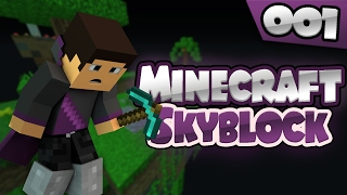 Minecraft: SKYBLOCK Ep. 1 - FRESH START