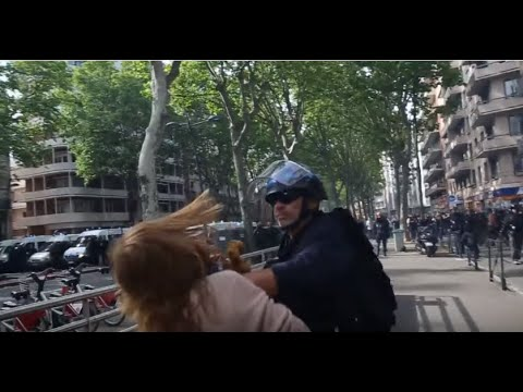 Manif 26 Mai - Compile violence policière [Loi Travail]