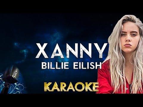 Billie Eilish - Xanny (Karaoke Instrumental)